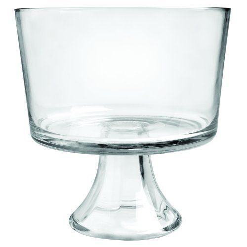 Anchor Hocking Presence Trifle Bowl By Anchor Hocking