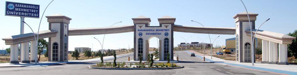 Karamanoglu Mehmetbey Universitesi Yunus Emre Yerleskesi Yunus