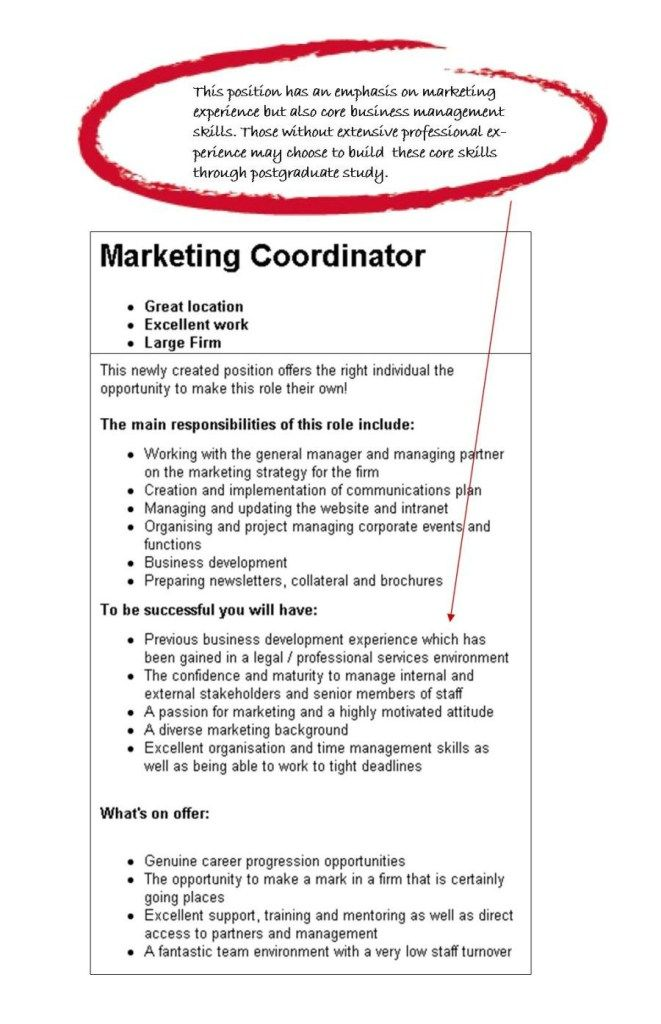 resume-objective-examples-6 Resume Cv Design Pinterest - marketing student resume