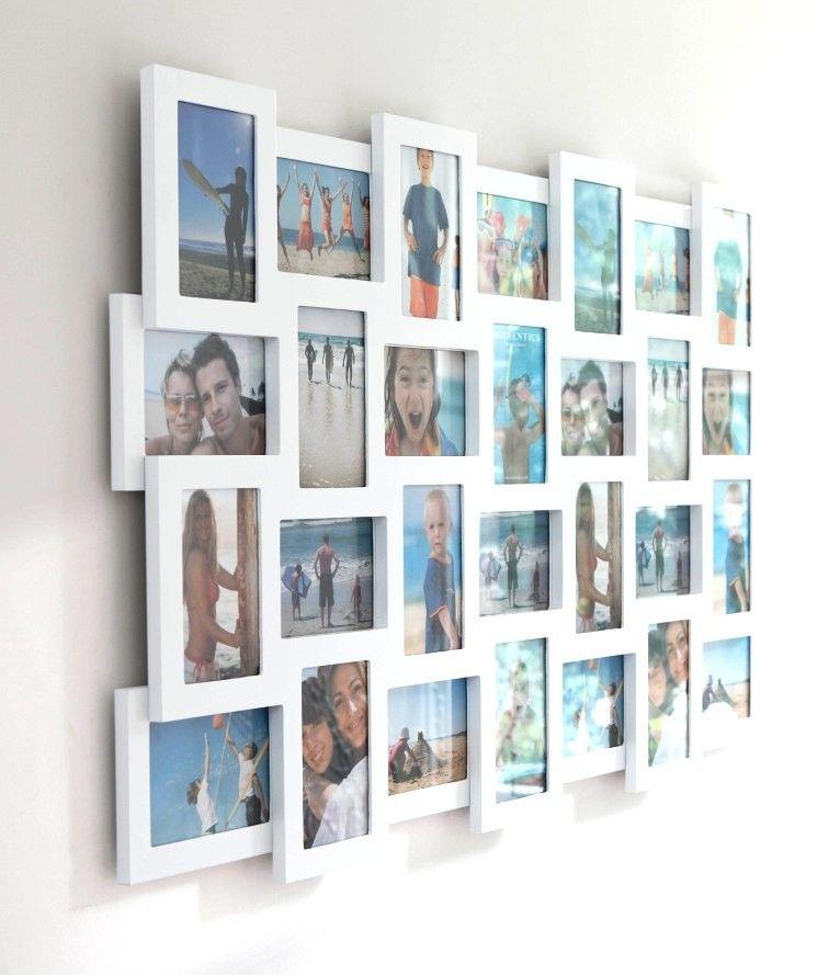 studio multi photo frame large white craftiness white photo frames multi picture frames. Black Bedroom Furniture Sets. Home Design Ideas