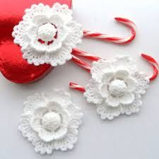 Image result for victorian crochet christmas ornaments