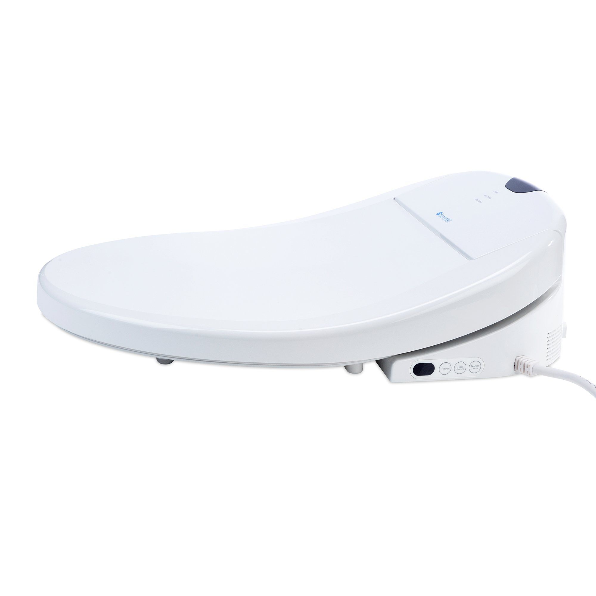 Brondell S1000ew Swash 1000 Advanced Bidet Elongated Toilet Seat