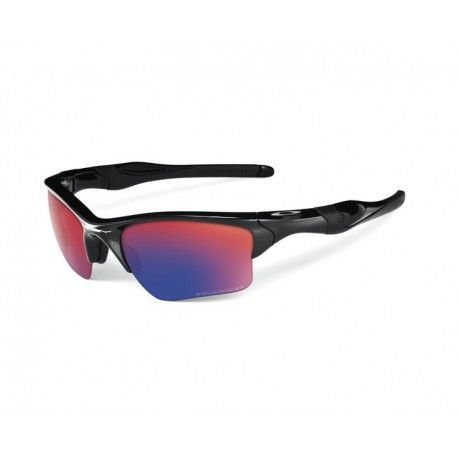 ed24588c0f $18 best fake oakleys,Oakley Half Jacket 2.0 XL Polished Black Red Irid.  Polar…