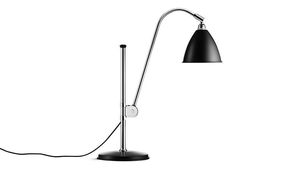 Adjustable Table Lamp Black By Robert Dudley Best By Gubi
