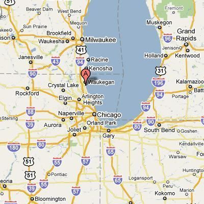 great lakes illinois map Naval Station Great Lakes Installation Overview Great Lakes great lakes illinois map