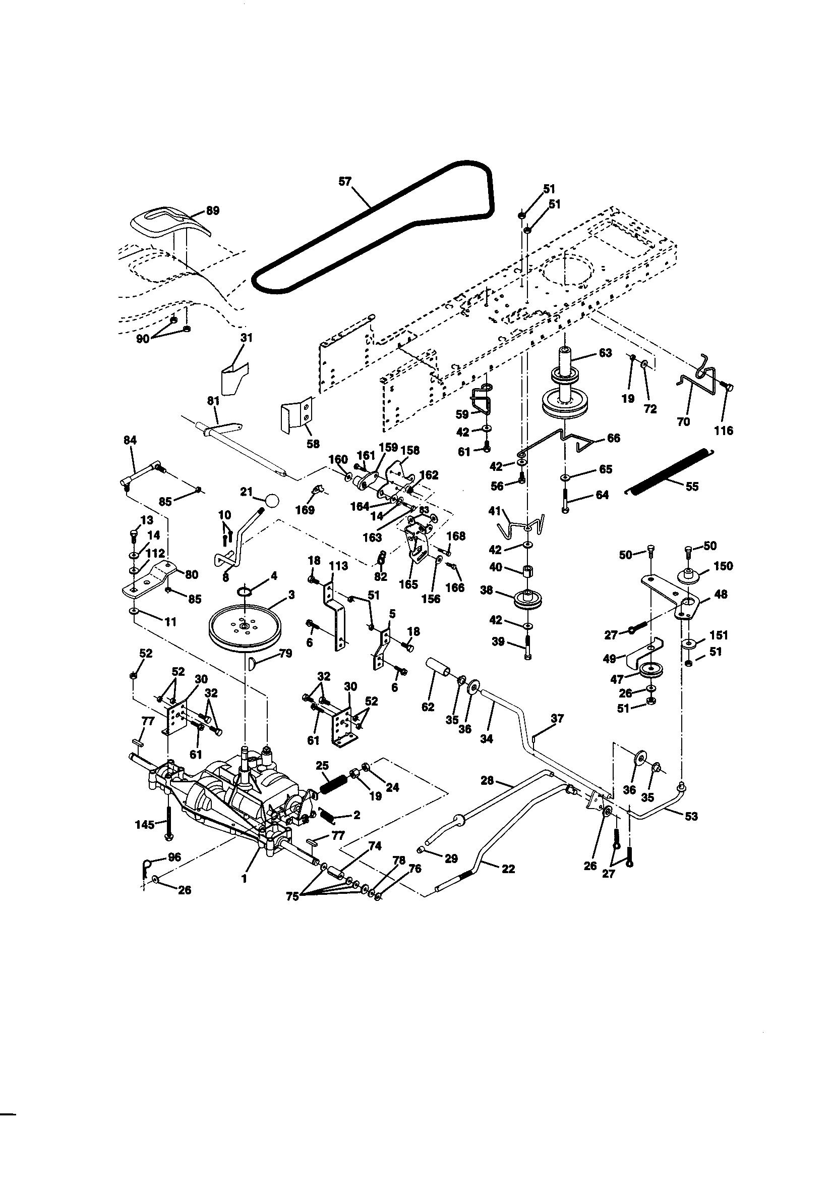 Craftsman 19 5 Hp Electric Start 42
