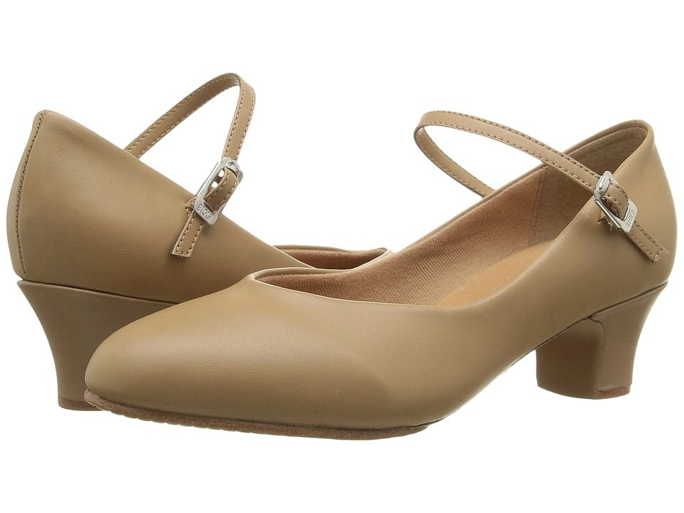 14b2e8080f4d Downton Abbey Shoes- 5 Styles You Can Wear Bloch - Broadway Lo Tan Womens  Dance Shoes  41.00 AT vintagedancer.com