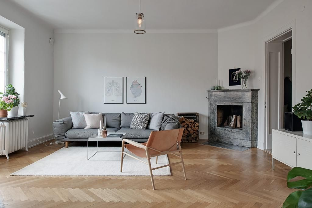 10 Minimalist Living Rooms to Make You Swoon | Masculine ...