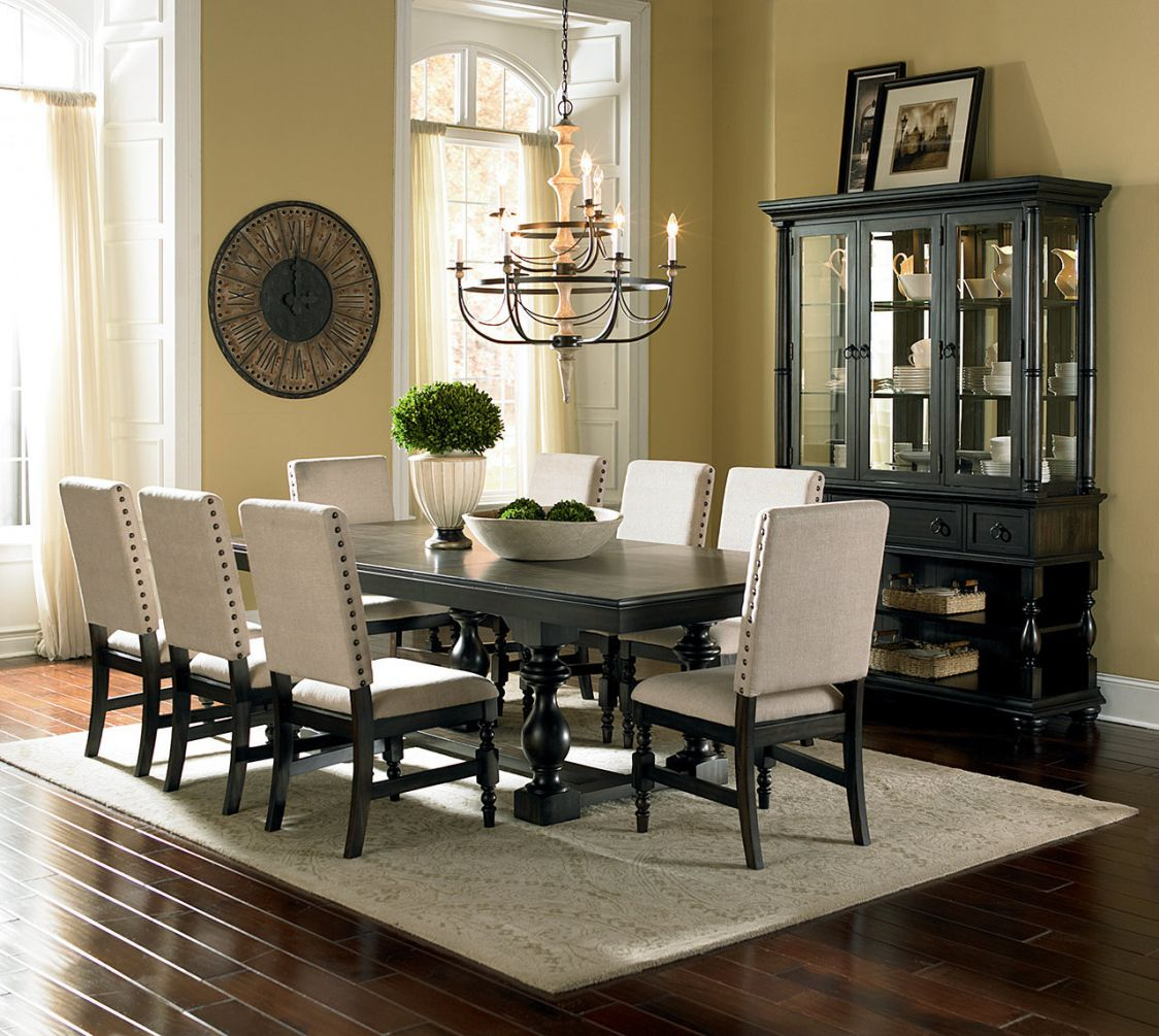 White Upholstered Dining Room Chairs  Americas Best Furniture Gorgeous Cushioned Dining Room Chairs Design Ideas