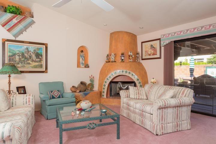 SW Living Room Kiva | Arizona house, Home decor, Room