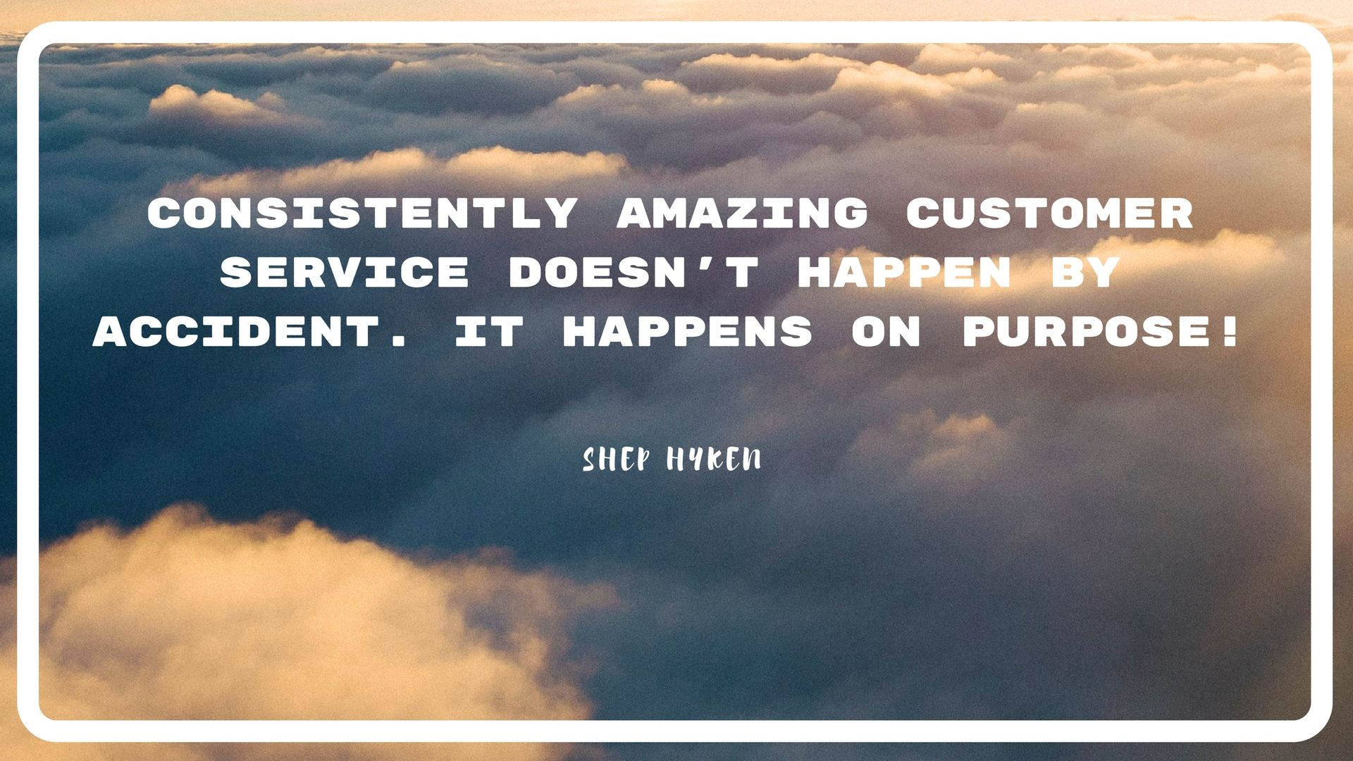 Customer Experience Quote Service Inspirational