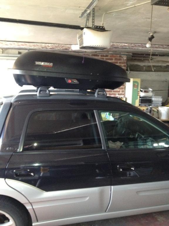 yakima rocketbox pro 14 roof box rei