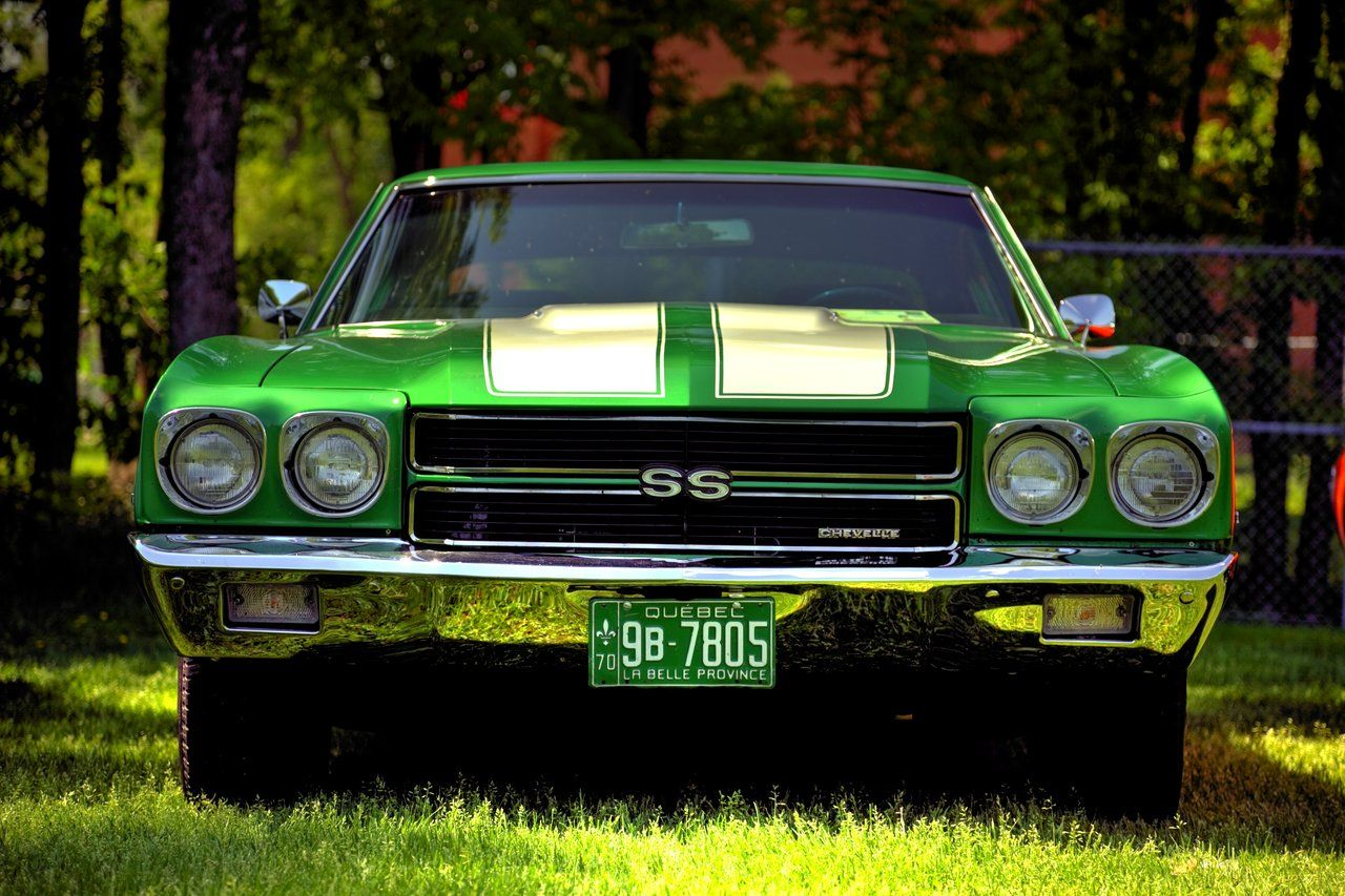 70 chevelle ss everyone needs this very recognizable car in their collection