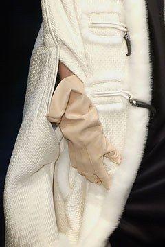 """Jean Paul Gaultier Fall 2004 Couture Fashion Show Details - collection """"Cape & épée"""""""
