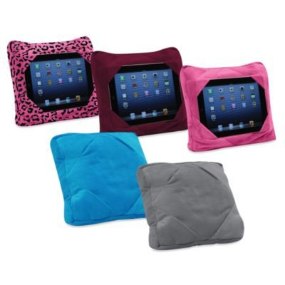 Gogo Travel Pillow For Ipad 20 Bedbathandbeyond Com Cool