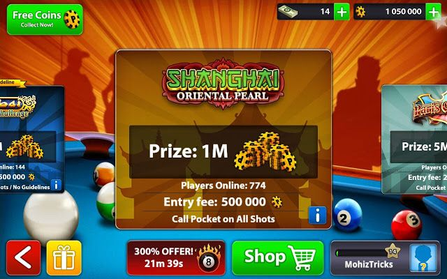 8 ball pool free coins links scratch