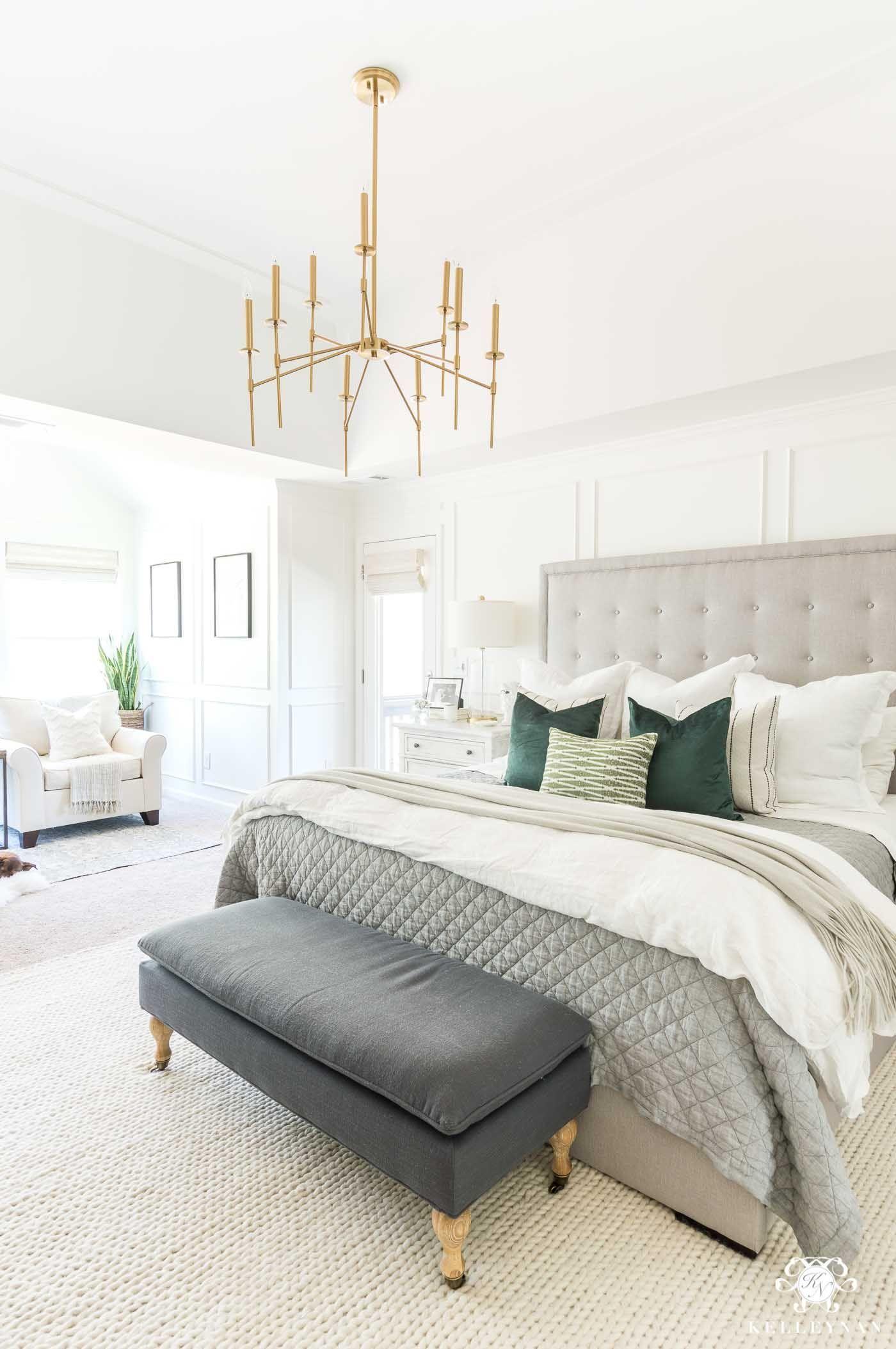 Vintage Inspired Bedrooms