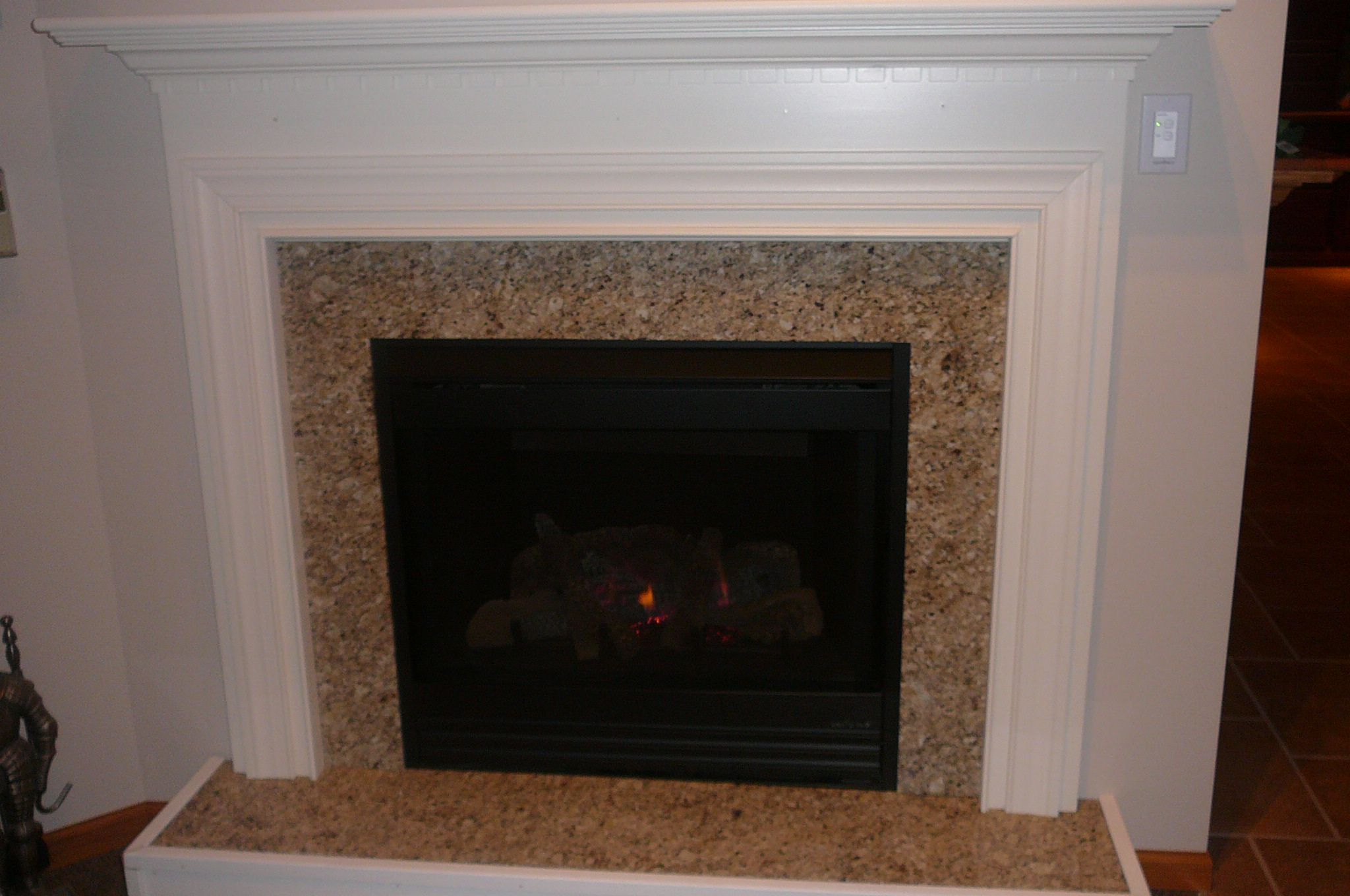 Marble Fireplace Limestone Starting 142 00 Standard