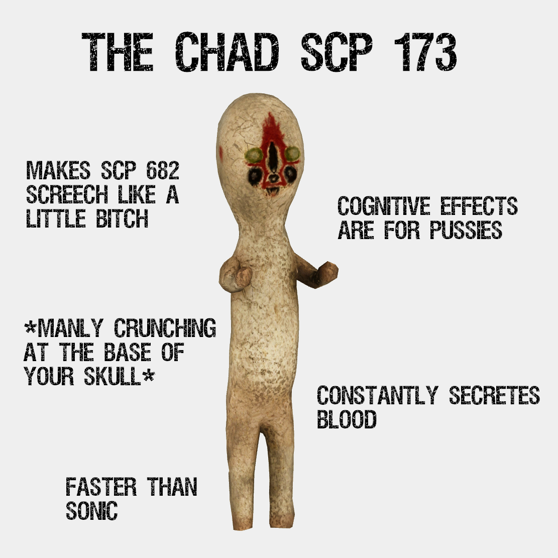 Top 10 Scp 173 Memes Youtube