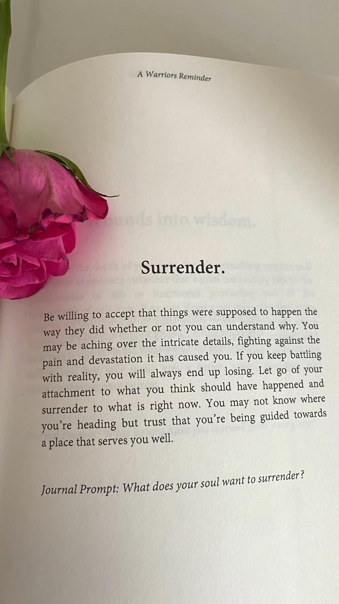 Healing words 💕