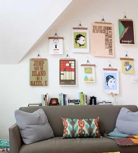 Grucce Portapantaloni Ikea Per Appendere Stampe Paola Boller