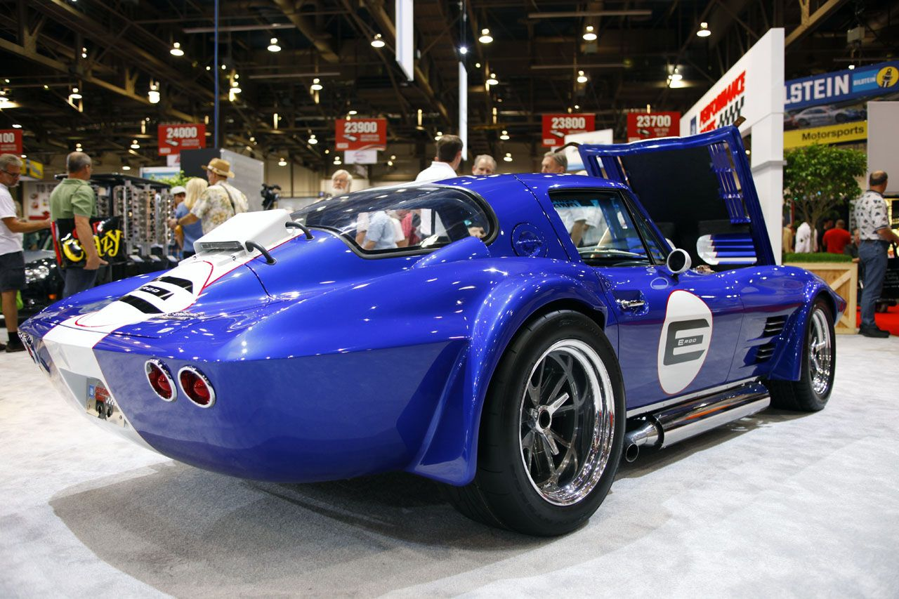 Muscle Cars of 2010 SEMA Show American