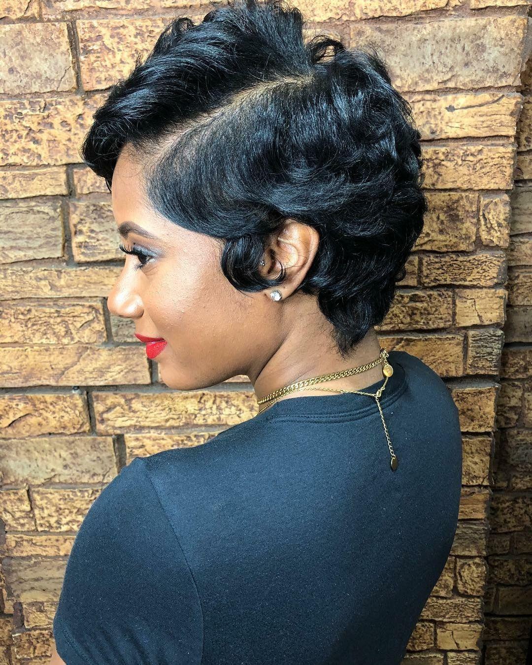 pinkristel foreman on hair lyfe  medium hair styles