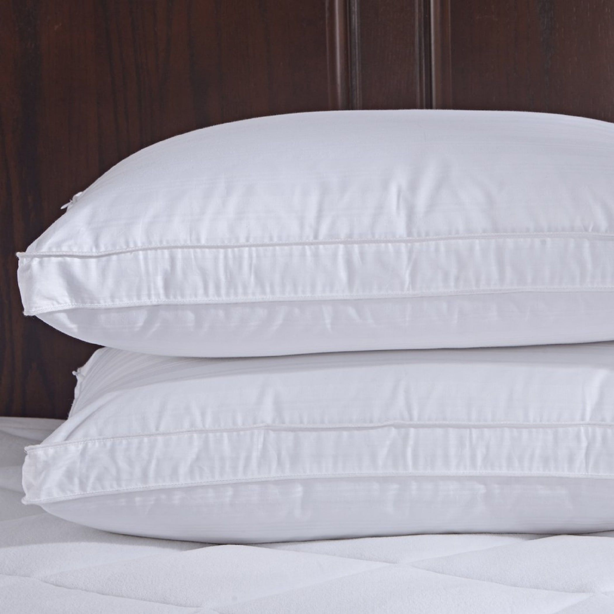 protectors pillow protector quilted silentnight pair edit