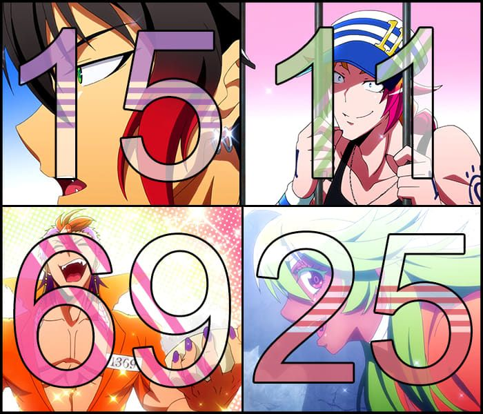 Genre: #Comedy)The first episode of Nanbaka just came out on