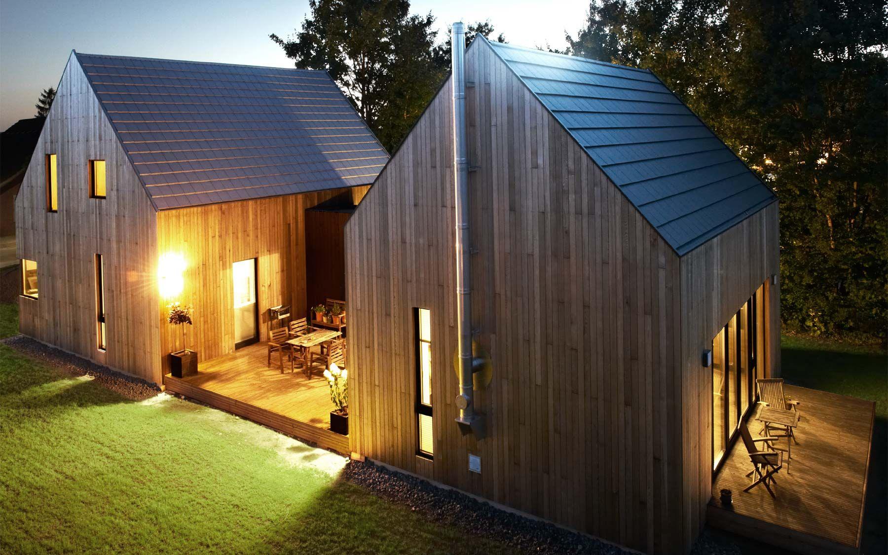 haus autzen christian stolz pinterest h uschen architektur und holzh uschen. Black Bedroom Furniture Sets. Home Design Ideas