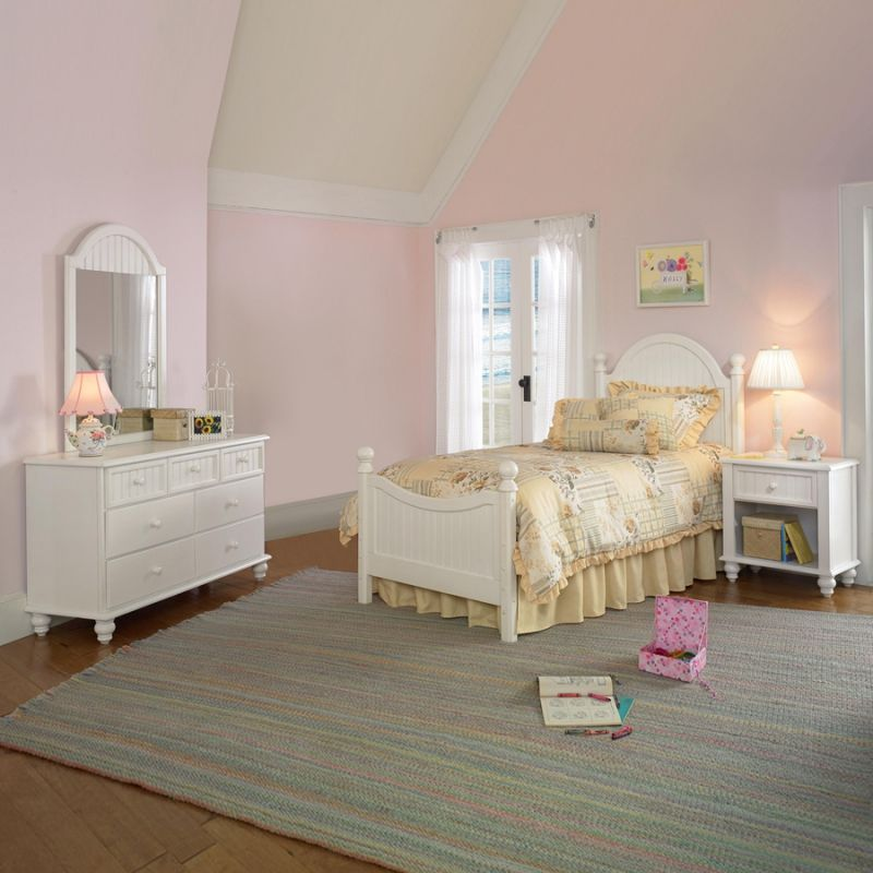 Discount Furniture White Twin Bedroom Set Check more at