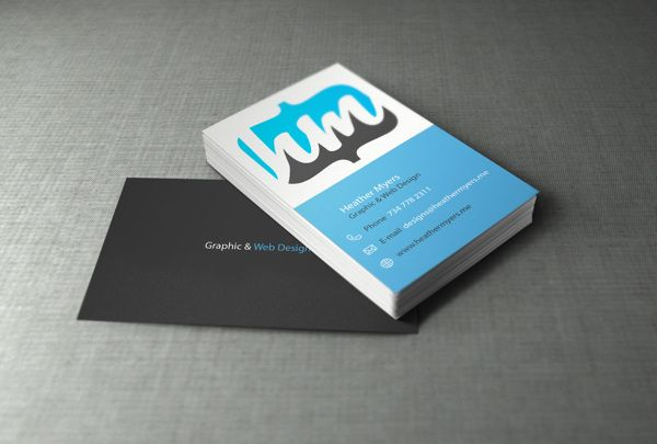Personal Business Cards #businesscards #businesscardsdesign ...