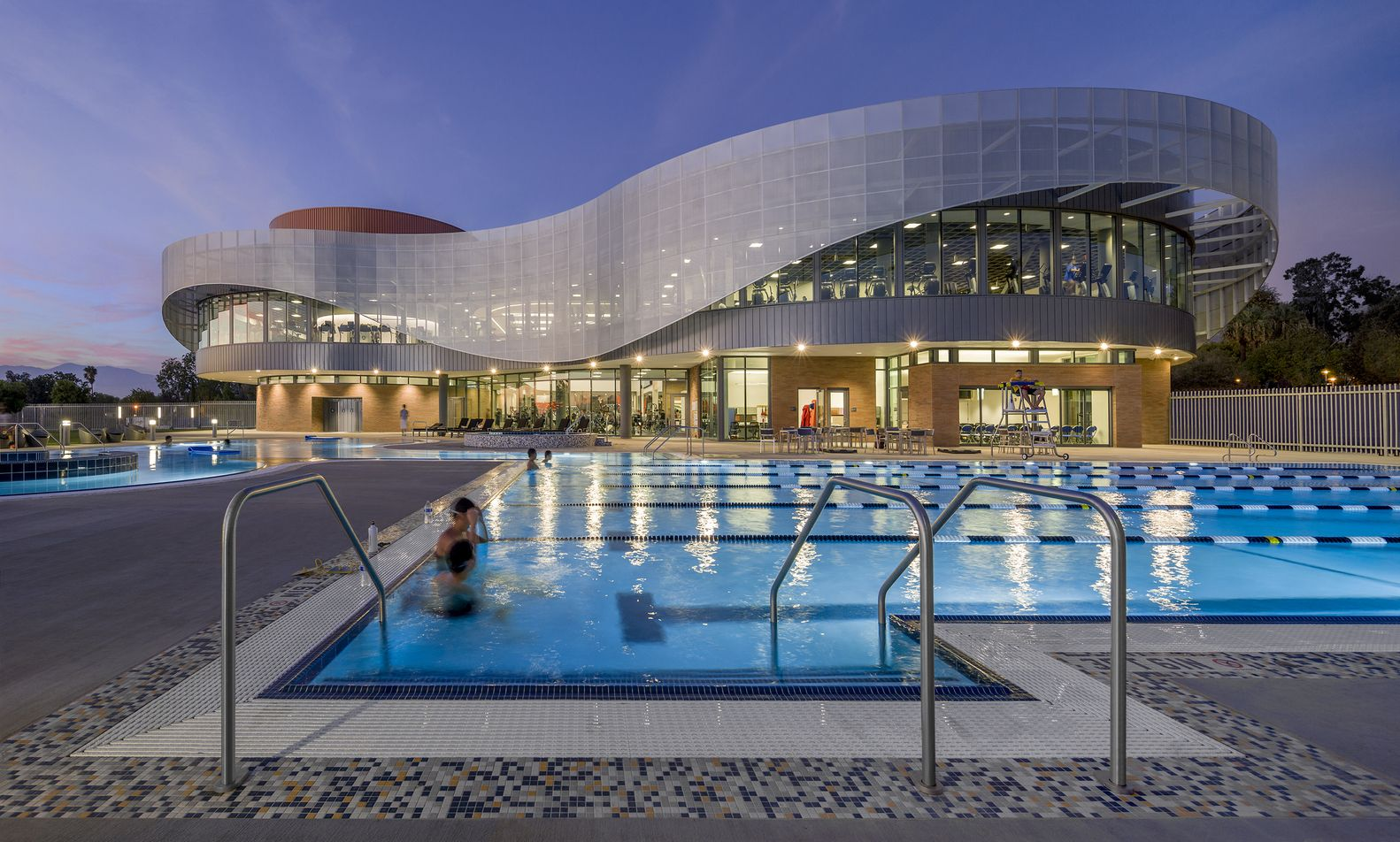 Gallery of UC Riverside Student Recreation Center