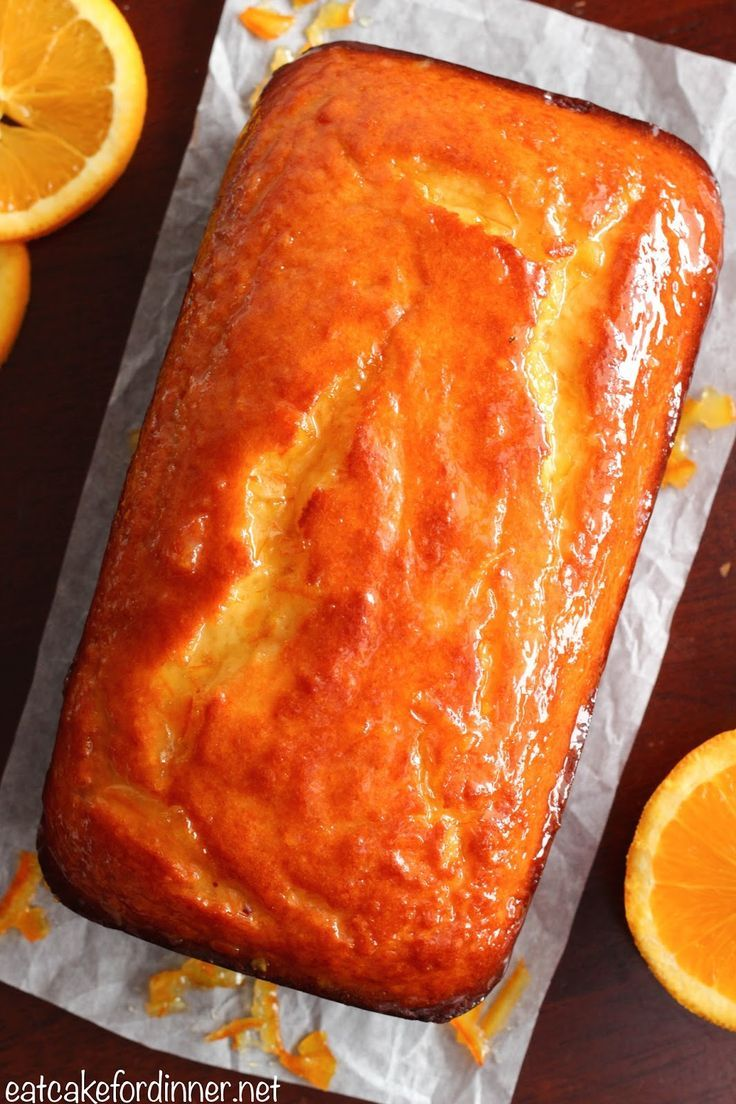 Orange French Yogurt Cake and Brunch at Bobby's Cookbook Review