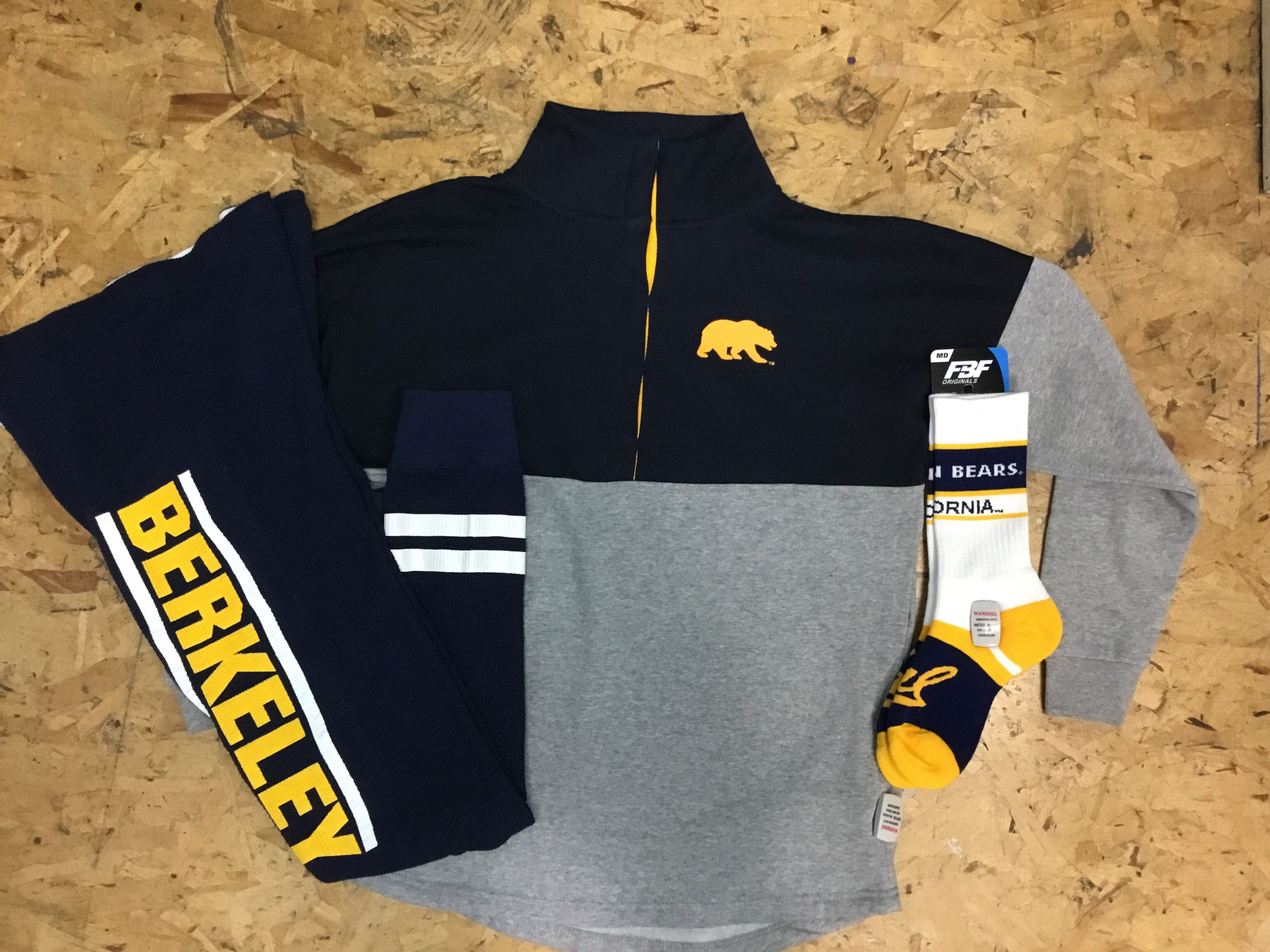 Get cozy & cute in our Cal gear for Cal vs. Oregon