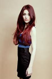 Bildergebnis für haarfarben rot