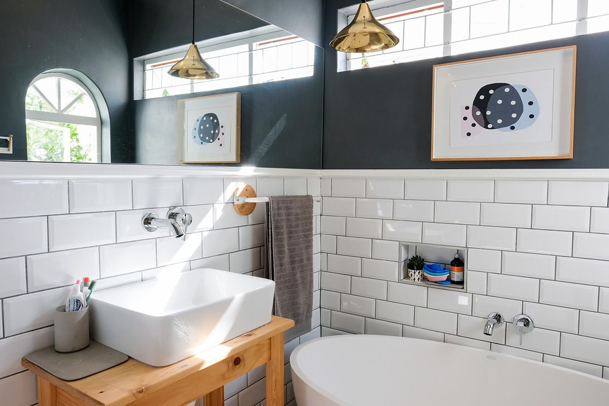 Banheiros Pequenos | OMA | Casa de Valentina