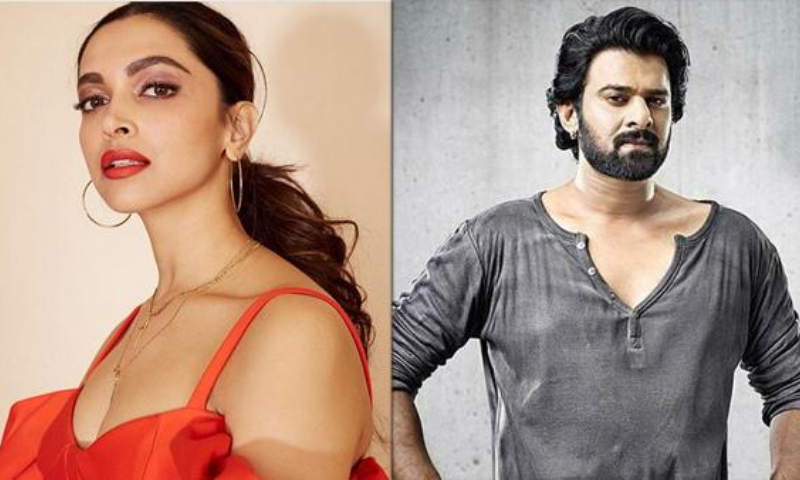 Deepika Padukone And Prabhas To Star Together In A Film In 2020 Deepika Padukone South Film Film