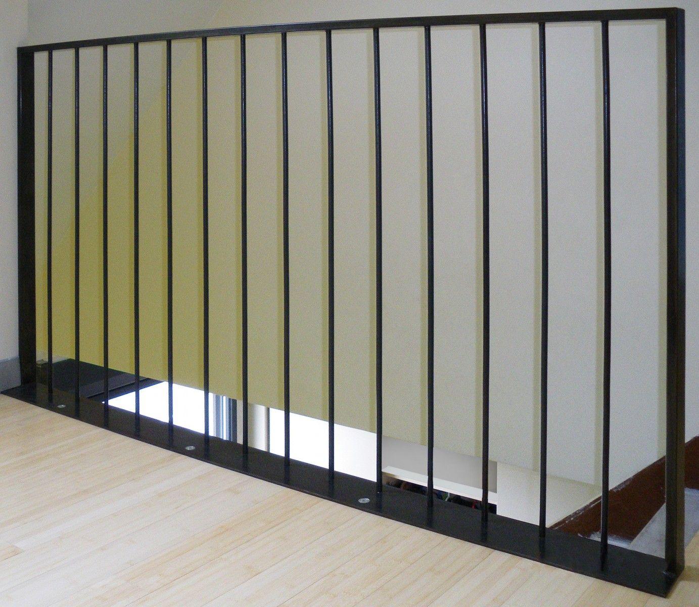 garde corps barreaudage escalier pinterest garde. Black Bedroom Furniture Sets. Home Design Ideas