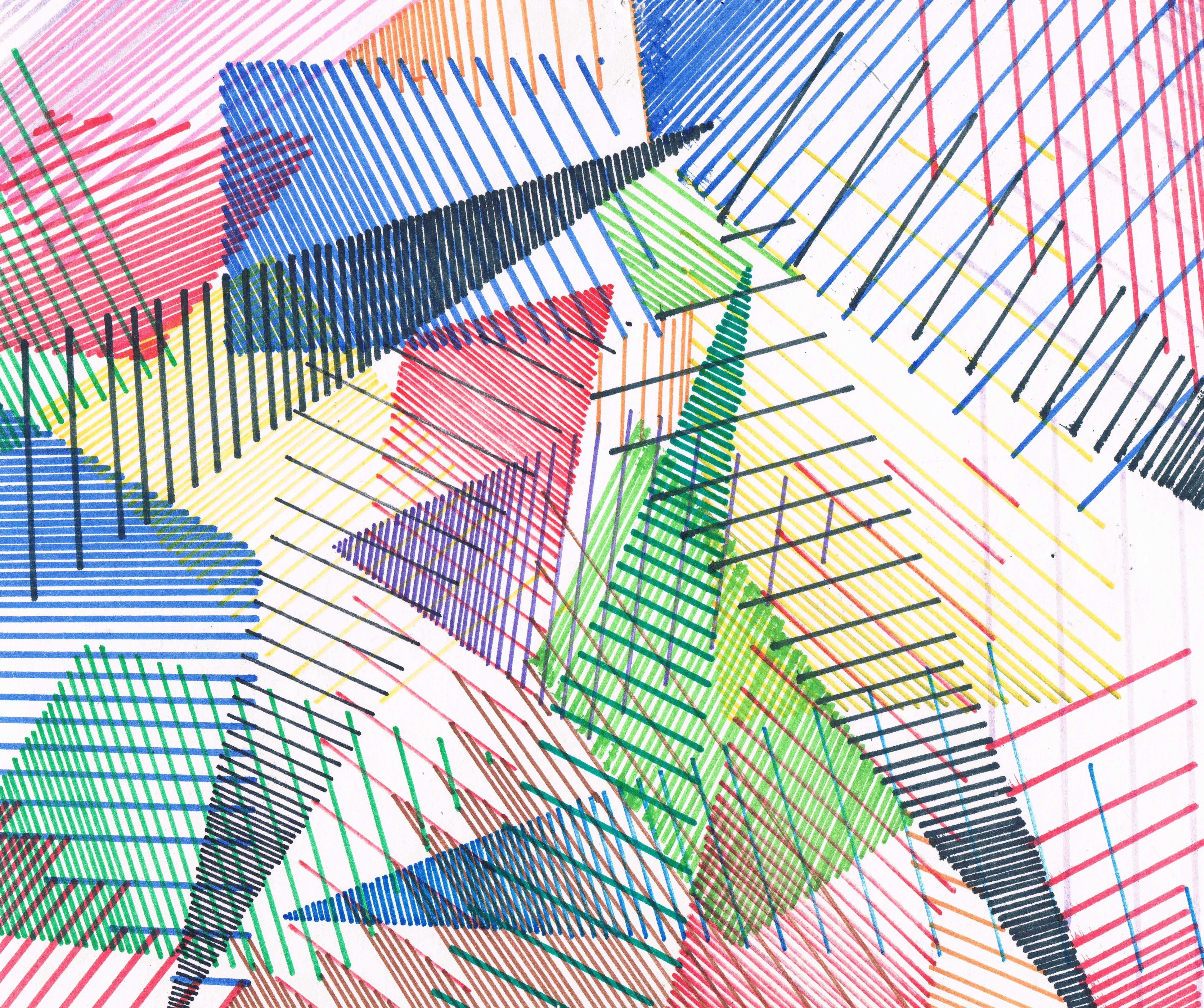 Resultado de imagen de arte lineas rectas lineas en 2019 for Curso de diseno de interiores en linea