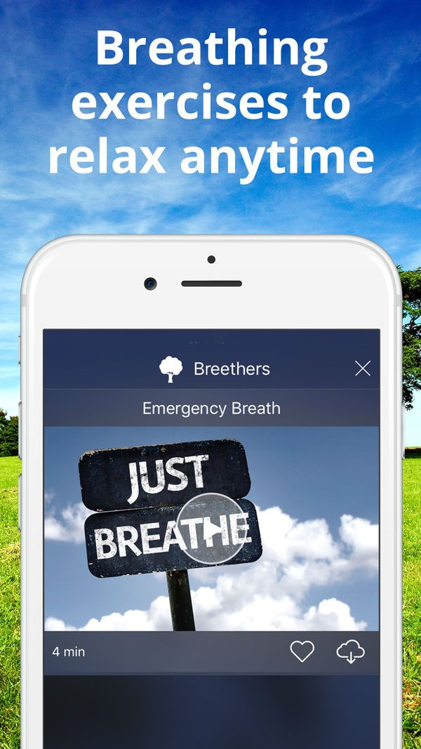 ‎Breethe Sleep & Meditation on the App Store Wellness