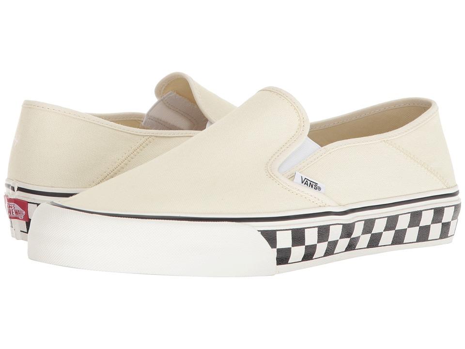 Vans Slip-On SF Shoes Classic White/Checker | Vans slip on ...