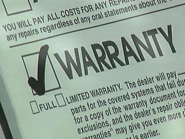 What S Actually Covered Under Car Warranties Warranty Product