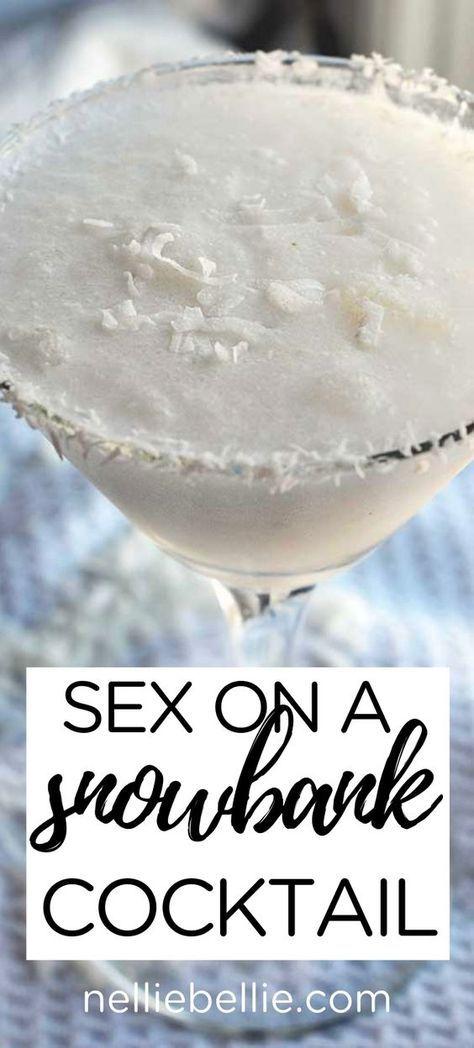 Sex On A Snowbank