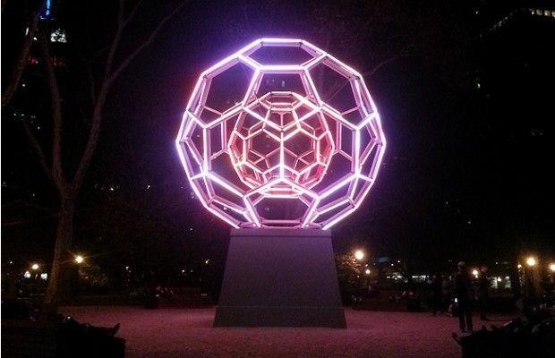 Leo Villarea presents Buckyball (Madison Square Park, NYC)