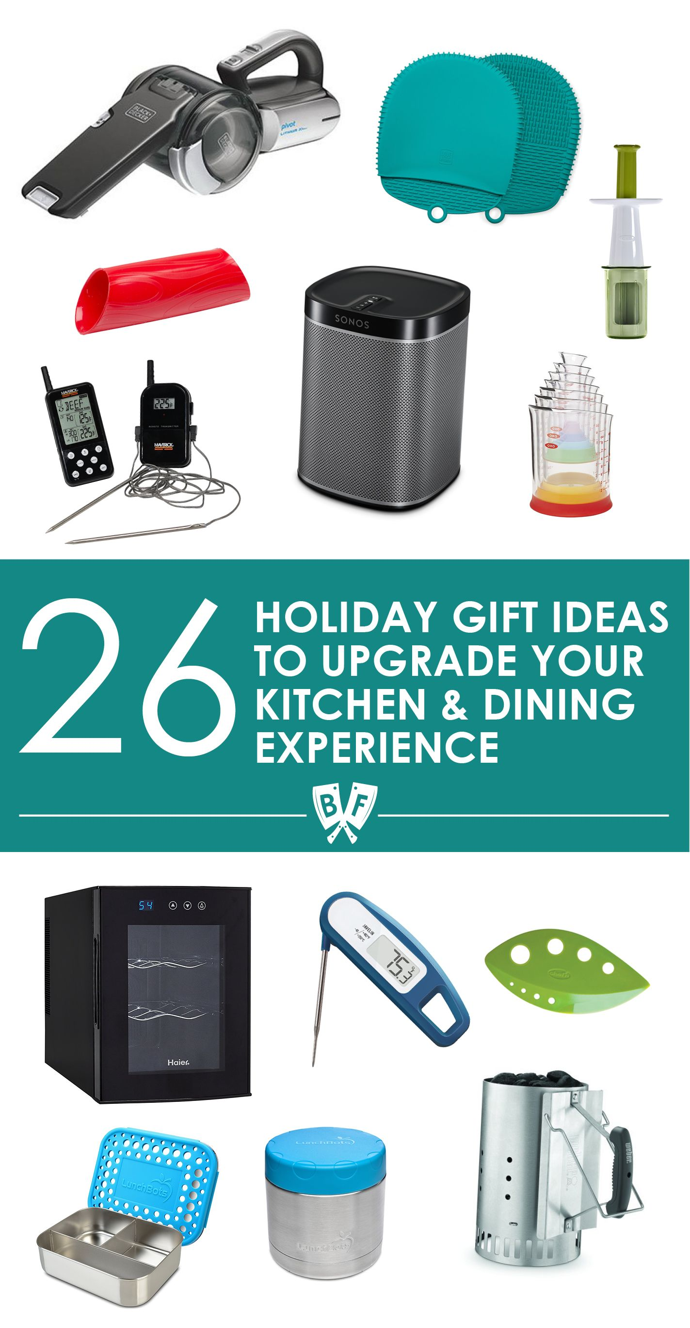 Holiday Gift Ideas to Upgrade Your Kitchen & Dining Experience ...