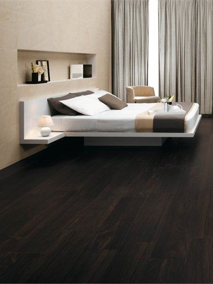 Porcelain Stoneware Wall Floor Tiles With Wood Effect Etic By Ceramiche Atlas Concorde Bedroom Parque Guest Bedroom Remodel Remodel Bedroom Bedroom Interior