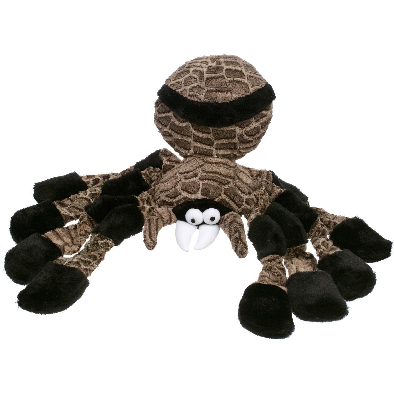 Halloween Giant Squeaker Spider Dog Toy Spider Dog