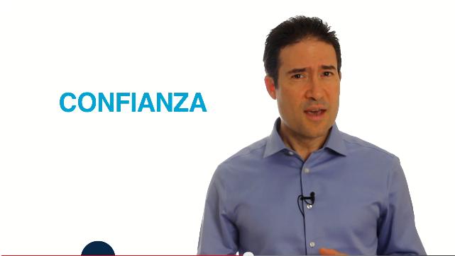Video del CEO de FranklinCovey Latan hablando sobre la práctica de Confianza de FranklinCovey.