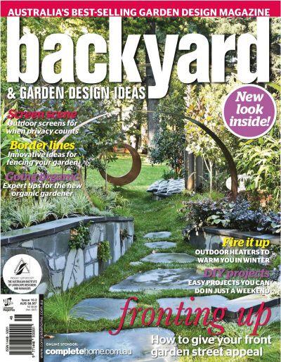 Backyard Garden Design Ideas Australia Vol 10 No 2 Free E Book Backyard Garden Design Backyard Garden Garden Design Magazine